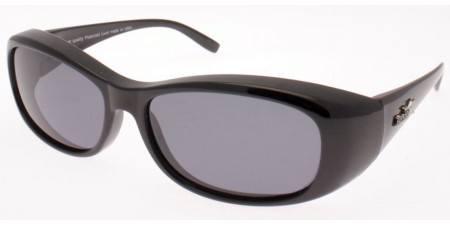 POL0492 Black - Grey lenses  (160549)