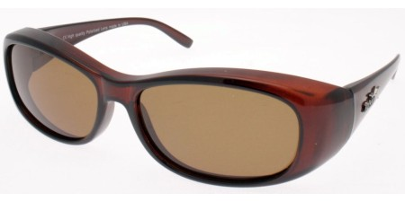 POL0492 Brown - Brown lenses  (160550)