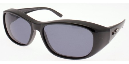 POL8000 Black - Grey lenses  (188801)