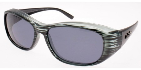 POL8001 Green - Grey lenses  (188806)