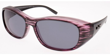 POL8001 Purple - Grey lenses  (188807)